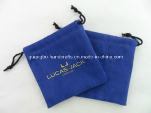 Custom Printed Jewelry Necklace Pouches pictures & photos