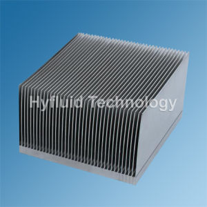 Skived Fin Heatsinks, Skiving Heat Sink pictures & photos
