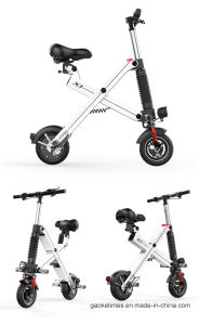 8 Inch Foldable&Portable Two Wheel Electric Balance Scooter for Daily Commuting