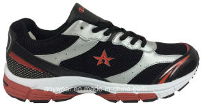 Men′s Running Shoes Gym Sports Footwear (815-1067) pictures & photos
