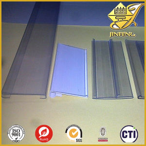 Strong Thick Hard PVC Sheet Used for Goods Shelves pictures & photos