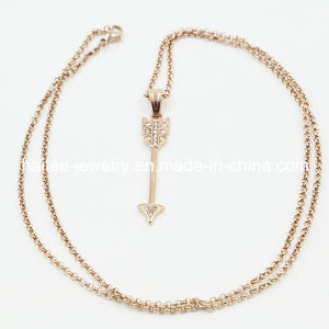 Top Sale Fashion Stainless Steel Necklace Jewellery pictures & photos