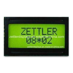 8X2 Character LCD Module, Y/G Backlight, Stn Type LCD, Acm0802c-Fl-Ybh pictures & photos