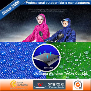PVC Nylon Fabric Waterproof for Raincoat pictures & photos