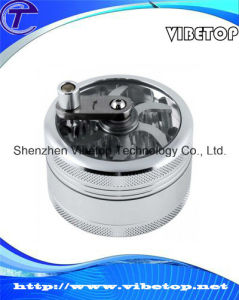 Wholesale Custom Metal Herb Grinder Zinc Tobacco Grinders pictures & photos