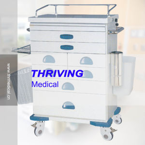 Multi-Function High Quality Medical Trolley (THR-ZY106) pictures & photos