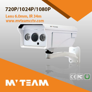 100 Meter IR Distance CCTV Camera with LED Array Night Vision (MVT-AH73P) pictures & photos