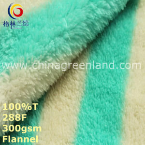 100%Polyester Printed Flannel Fabric for Pajamas Garment Textile (GLLML248) pictures & photos