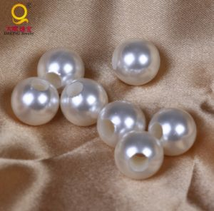 10mm 12mm 14mm 16mm 18mm Drilled Shell Pearl Big Hole Beads Mop pictures & photos