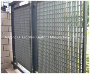 Steel Grating Railing pictures & photos