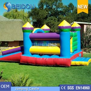 Directfactory Popular Bounce Castle Jumping Inflatable Bouncer Bouncy Castle pictures & photos
