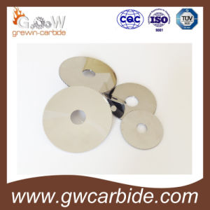 Tungsten Carbide Cutting Disc pictures & photos