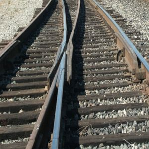 Steel Alloy Rail Turnout Frog pictures & photos