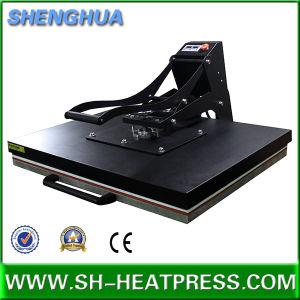70X100cm Big Format Manual Heat Press, T-Shirt Heat Press Machine pictures & photos