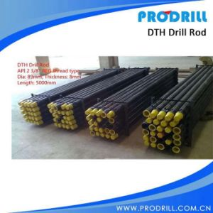 DTH Drill Tube Pipe for Mining Water Well Drilling pictures & photos