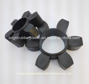 Rubber Coupling, Rubber Accessory Parts Mechanical Parts Rubber Gear pictures & photos