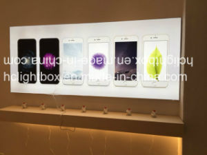 Tension Fabric Display Mobile Advertising Light Box Display pictures & photos