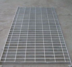 Galvanized Products Steel Bridge Grating pictures & photos