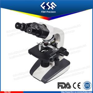 FM-F6d Binocular Biological Microscope for Student