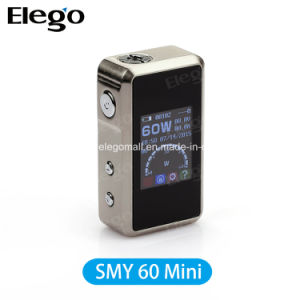 Newest Smy60 Tc Mini Box Mod for Ecigarette Aspire Triton pictures & photos