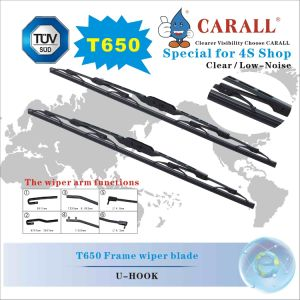 Frame Wiper Blade T650 China Wiper Blade Auto Parts Car Accessories pictures & photos