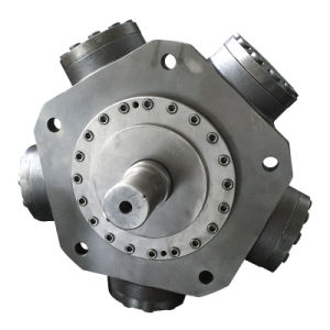 Radial Piston Motor Low Speed High Torque Motor High Pressure pictures & photos