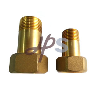Brass Water Meter Connector for Sale in The World pictures & photos