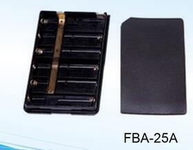 Battery Case Fba-25A for Yaesu FT-60r Vx-110 Vx-120 Vx-127 Vx-130 Vx-130/Vx-132 Vx-150 Vx-410 Vx-418 Vx-428 Vx-420 Hx270 Hx370s
