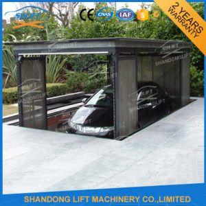 Car Scissor Lift Platform/Underground Scissor Lift Table pictures & photos