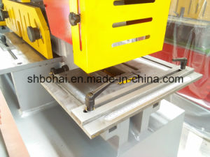 Q35y-20 (90T) Hydraulic Iron Worker, Multi Functional Hydraulic Ironworker pictures & photos