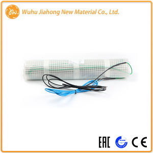 Single Conductor 230V Inscreed Electrical District Heating Mat with Thermostats pictures & photos