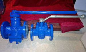 Inverted Pressure Balanced Lubricated Plug Valve (GAX47F) pictures & photos
