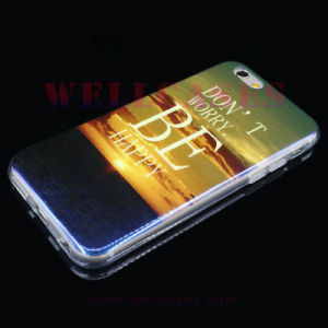 OEM Lowest MOQ Customized IMD Blue Ray Mobile Phone Case pictures & photos