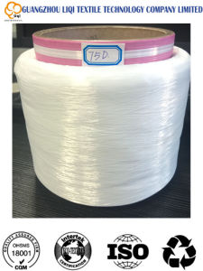 30d Spandex Covered 75D Nylon Thread for Socks Knitting pictures & photos