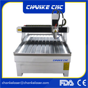 Wood CNC Cutting Router Machine for Alumnium Metal Copper Wood pictures & photos