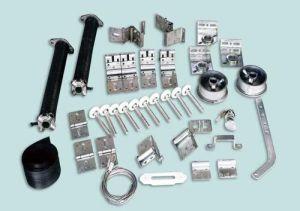 Hinge/Brackt/Drum/Spring/ Metal Stamping Parts/Garage Door Parts pictures & photos