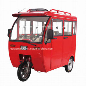 Electric Tricycle Richshaw for Passenger pictures & photos