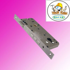 Top Quality Euro Standard Mortise Lock Body 4585//5085/6085 pictures & photos