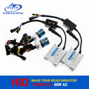 High Power HID Light 55W AC HID Conversion Kit, HID Xenon Lamp for Car Light pictures & photos