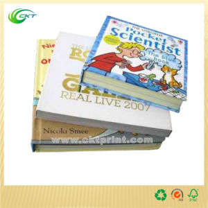 Perfect Bound Book Printing with Competitive Quality (CKT-BK-655)