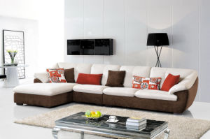 Modern Living Room Furniture Fabric Sofa pictures & photos