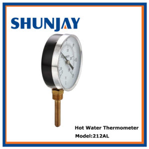 Bimetal Industrial Thermometer/Dial Thermometer/Hot Water Thermometer pictures & photos
