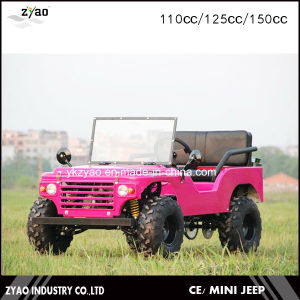 Hot Sale Mini Jeep 4X4 Jeep Winch Car Jeep Chinese Jeep pictures & photos
