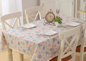 OEM New Beautiful Pattern Table Linen pictures & photos