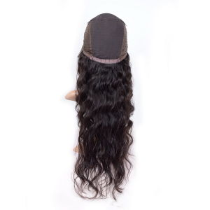 100% Unprocessed Density 180% Brazilian Front Lace Wig pictures & photos