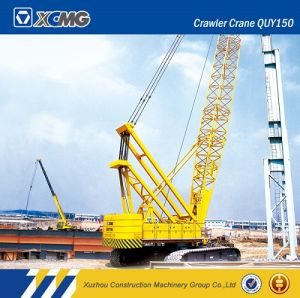 XCMG Official Manufacturer Quy150 Crawler Crane pictures & photos