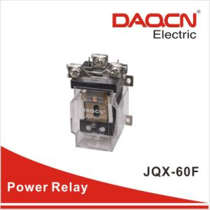 60A One Change Over Power Relay (jqx-60f)