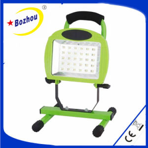 Rechargeable 30SMD LED Portable Worklight pictures & photos