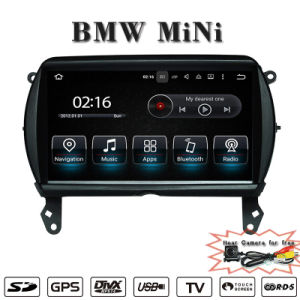 Carplay for BMW Mini Car Android 7.1 3G Internet in Car DVD Player Car Videos Anti-Glare pictures & photos
