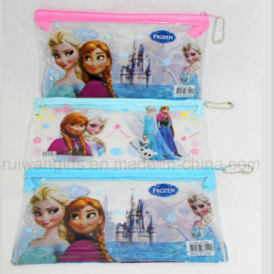 Pencil Case for Children, Frozen Stationery Pen Bag pictures & photos